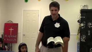 FLBC VBS Day 5 Salvation