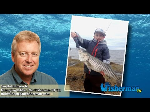 March 17 2016 new jersey delaware bay fishing report with for De fishing report