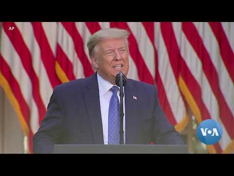 Trump Declares Himself President Of Law And Order