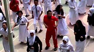 SMKN 23 Jakarta utara Goyang cesar