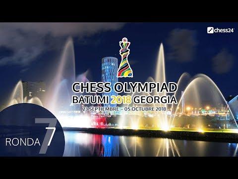 Olimpiada de ajedrez 2018 desde Batumi (7)