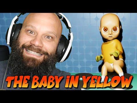 Let Babies Be Babies, Even Demon Babies! The Baby In Yellow!