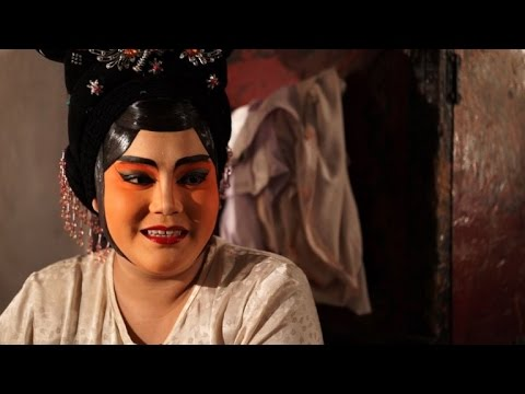 Chinese opera troupe keeps waning art form alive in Thailand