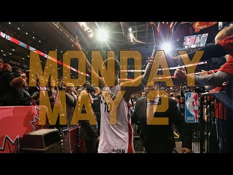 NBA Daily Show: May 2 - The Starters