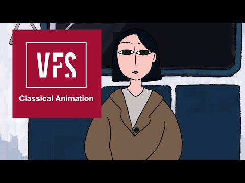 There's A Little Man That Lives In My Head - Vancouver Film School (VFS)