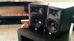 Z Review - JBL LSR305 Powered Monitors