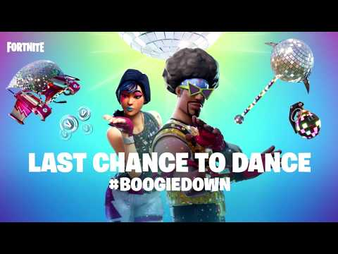 Fortnite: Boogie Down Challenge - Reactions