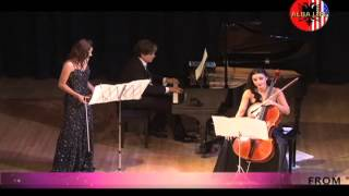 """From """"Trio Fundacion Astor Piazzolla"""" Concert in New York"""