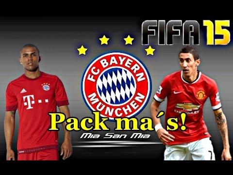 FIFA 15 - FC Bayern München Saisonvorbereitung & Transfermarkt ◄FCB #01/S2►