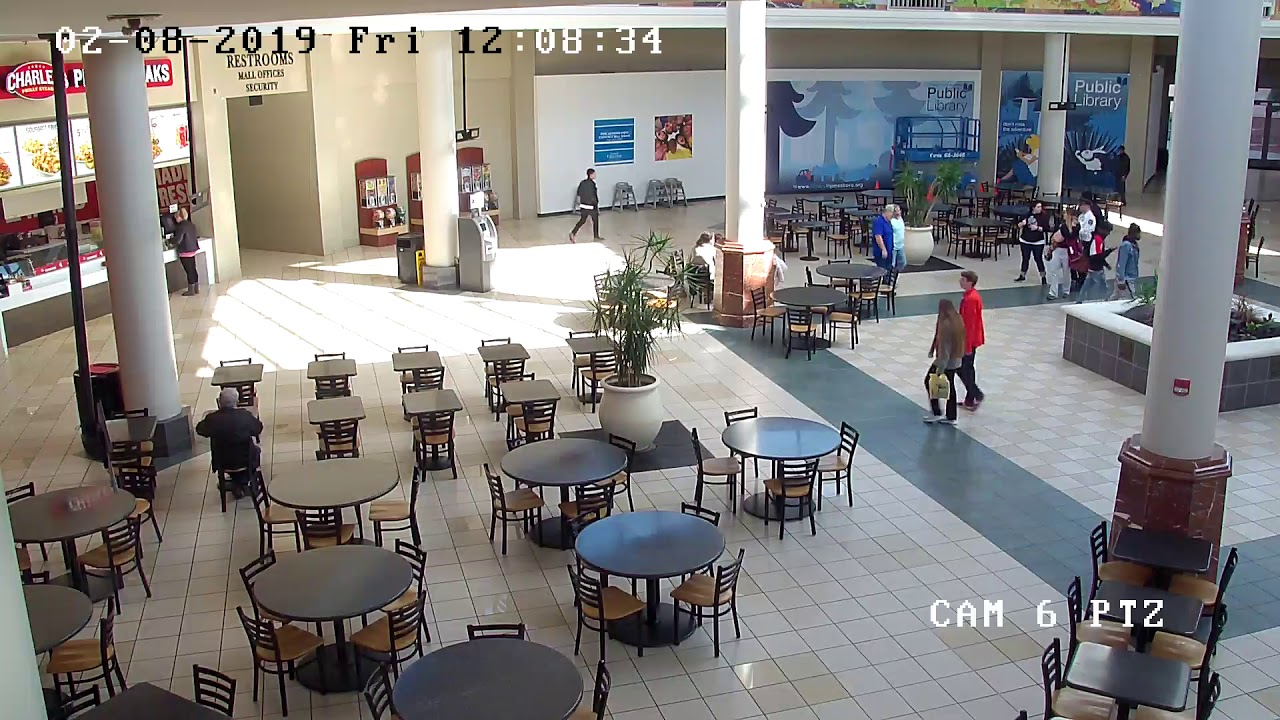 Attempted Abduction at The Mall At Turtle Creek Food Court