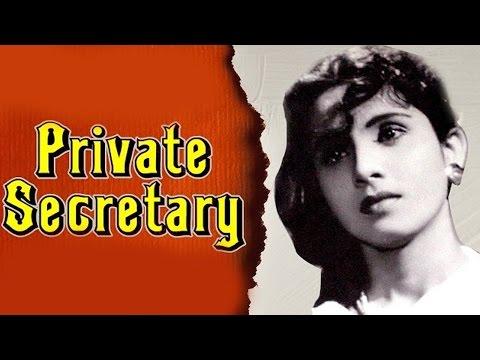 Private Secretary 1962 | Hindi Movie | Ashok Kumar, Jayashree Gadkar, | Hindi Classic Movies