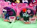 NEW MLP Power Ponies Target Exclusives My Little Pony Rainbow Dash Zapp Rarity Radiance