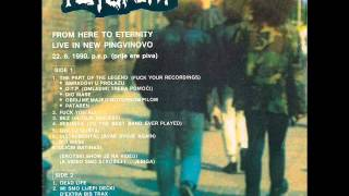PATARENI - (1990) - Live In New Pingvinovo FULL EP