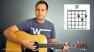 The Stand - tutorial (Hillsong United, Joel Houston)