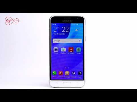 Samsung Galaxy J3 - Features Demo | Virgin Mobile