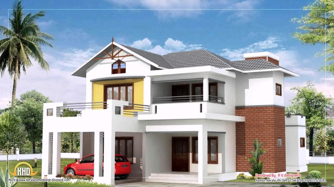 House design for 80 sqm lot area - 80 Sqm 2 Storey House Design