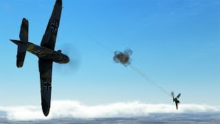 IL-2 Sturmovik: Battle of Moscow Career: Heinrich Kruger II Ep.2 - Wing Clipper
