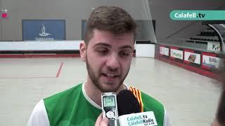 El CP Calafell juga una bona primera part però no pot superar al Reus