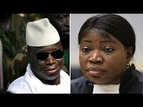 The Gambia  leave ICC