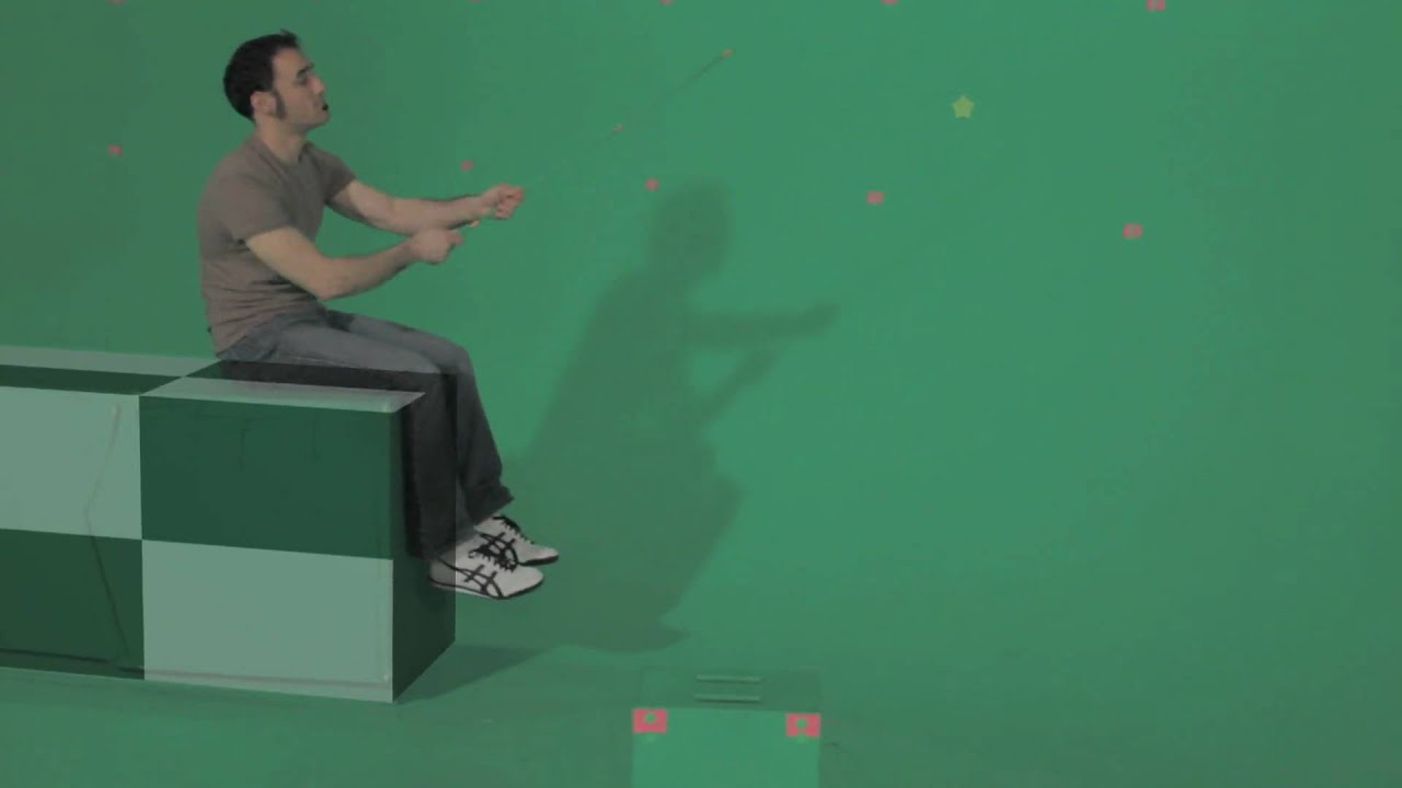 Matchmove Artist Resume Green Screen Matchmove Test 50 Opacity