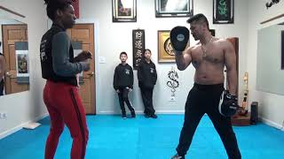 Kung Fu Basic Effective Kicking and Punching Techniques
