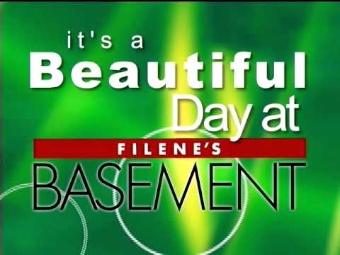 Filenes Basement Grand Opening