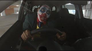 VroomTV: Joker pandu kereta apa?
