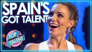 MOST VIEWED Auditions on Spain's Got Talent 2019 | Top Talent