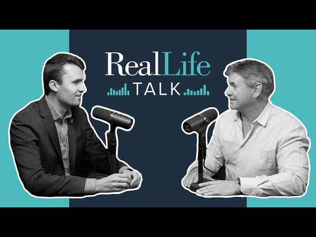 Ep.015 | Jack Hibbs and Charlie Kirk: Open The Churches! | Real Life Talk #CharlieKirk