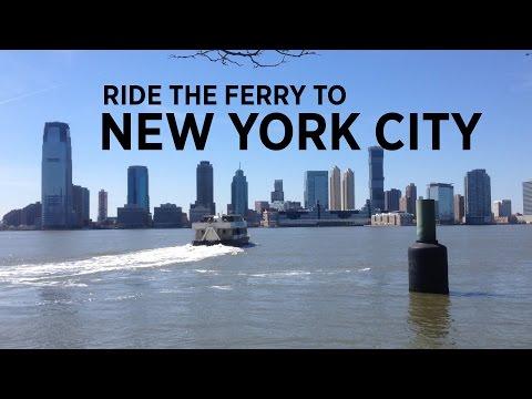 Ride the Ferry to New York City [Jersey Joe LIVE # 14]