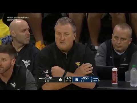 NCAAB 11 24 2017 West Virginia vs Central Florida 720p60