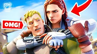 DO WHAT BLACK WIDOW SAYS... OR DIE! (Fortnite Simon Says)