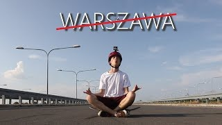 mój ostatni vlog z Warszawy...