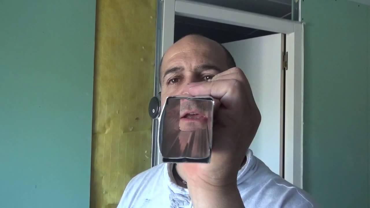 Renforcer la fixation de porte avec le boxage de montant for Demonter un bati de porte