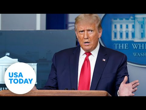President Trump holds White House news conference - September 10 | USA TODAY