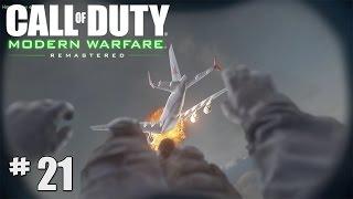 Call of Duty: Modern Warfare Remastered   СЕКС В САМОЛЕТЕ (ЭПИЛОГ)