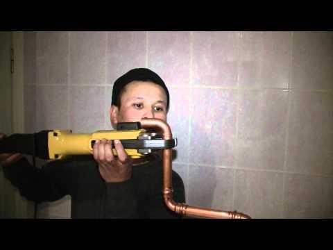 Видео Медные трубы фитинги севасто