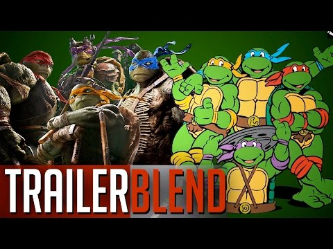 Teenage Mutant Ninja Turtles (1987 Animated Series Style)