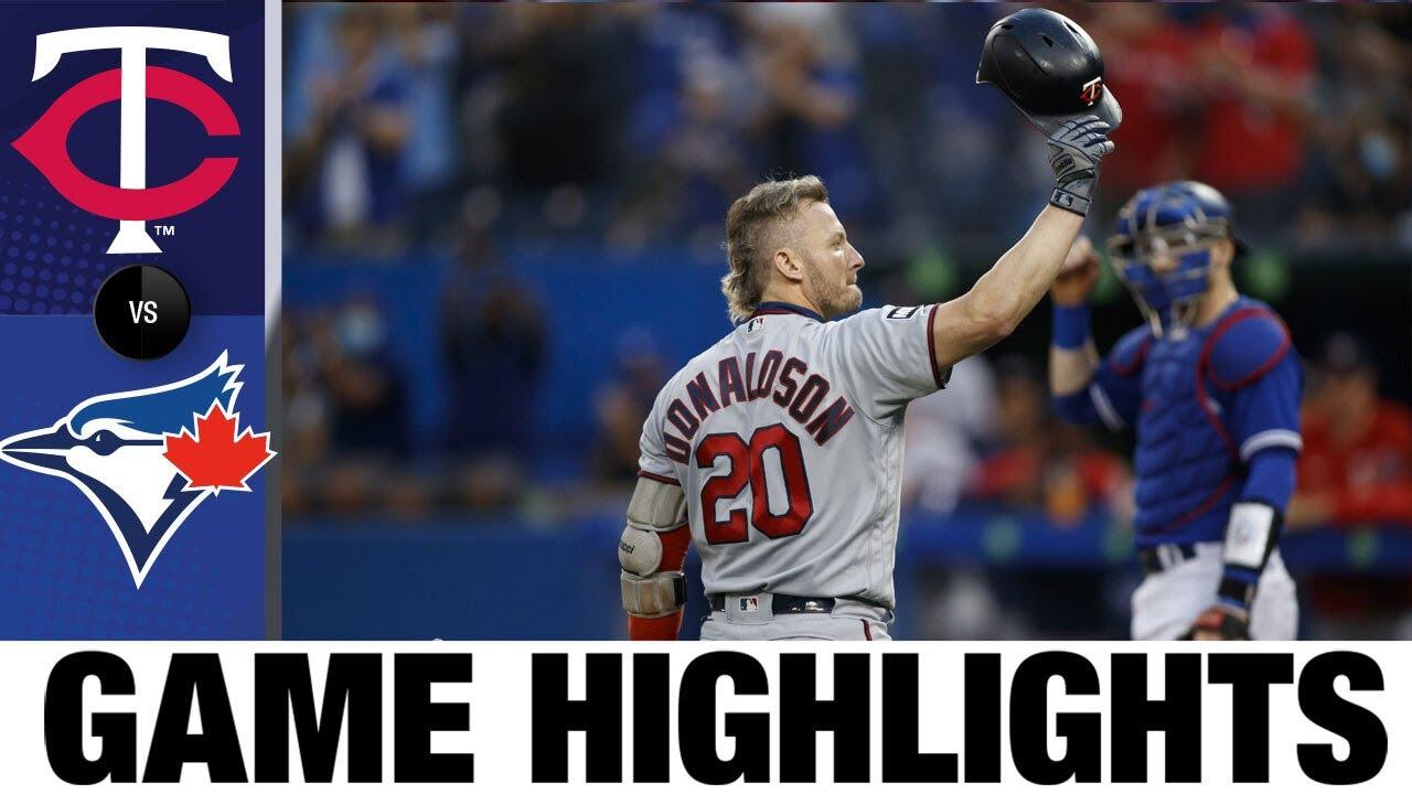 Download Twins vs. Blue Jays Game Highlights (9/17/21) | MLB Highlights