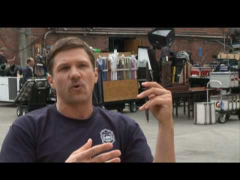 with Marc Blucas for Knight and Day
