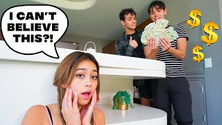 SEEING IF THEY WOULD STEAL MY MONEY! *LOYALTY TEST*