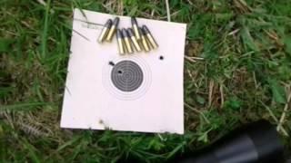 malokalibarska puska brno 2 test na 100 m