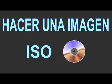 ✔ Como Hacer Una Imagen Iso En Windows Xp/vista/7/8/8.1/10
