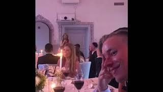 Den hemliga gästen på bröllop med Maggan Hammar/the secret guest
