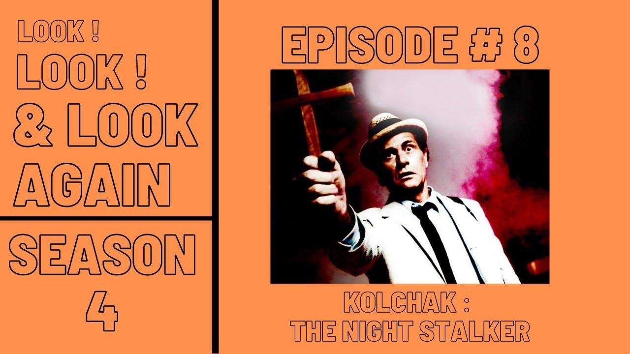 Download Episode 8 - Kolchak : The Night Stalker - A Review