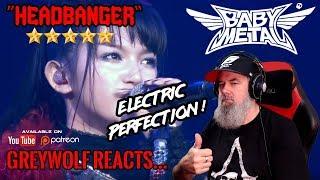 Reaction & Review of BABYMETAL - HEADBANGER LIVE at AT BUDOKAN BLAC...