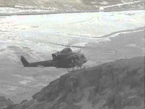 Insane Canadian helicopter pilot evacuated soldiers montainside in Afghanistan. RAW FOOTAGE,RARE.
