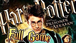 Harry Potter and the Prisoner of Azkaban FULL GAME Movie Longplay (PS2, GCN, XBOX)