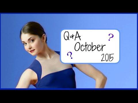Overcoming Plateaus? Romance in Ballet? #AskKatie | Kathryn Morgan