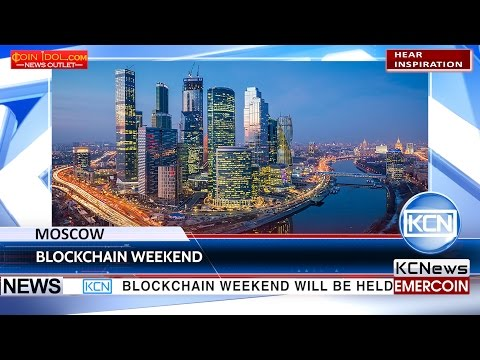 KCN Blockchain Weekend in Moscow